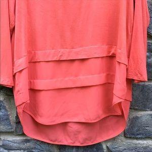 Michael Kors Tops - Michael Kors Orange Tunic Top